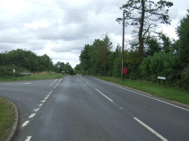 Hanbury Road, Harbours Hill