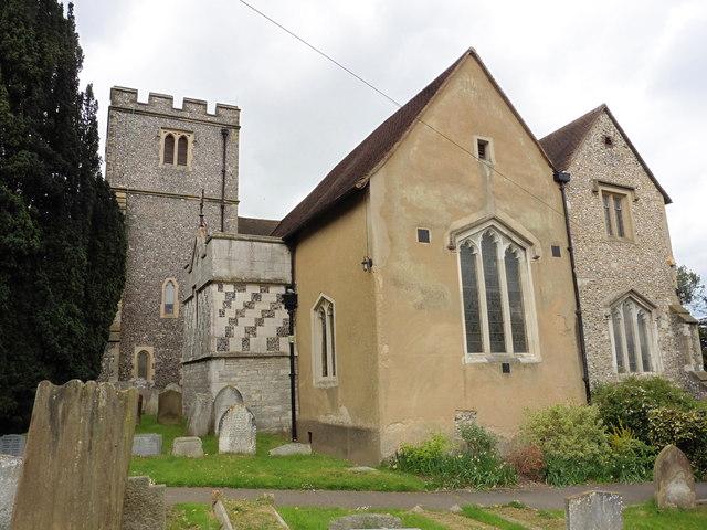 West Wickham, St John the Baptist