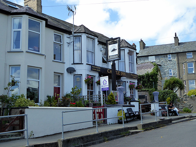 The Castle Inn, Criccieth