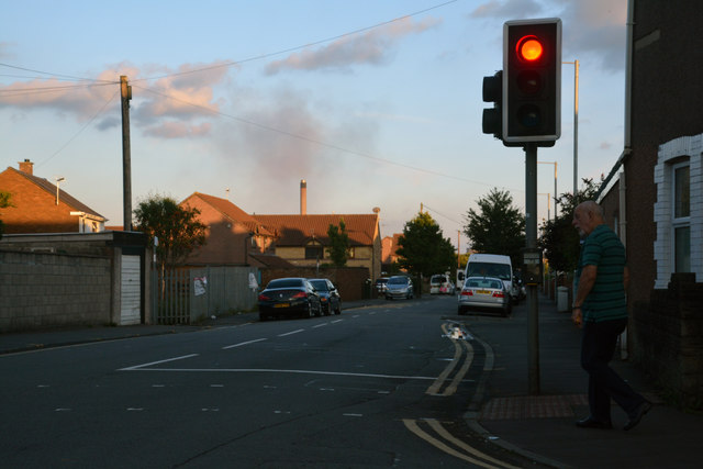Port Talbot : Newbridge Road