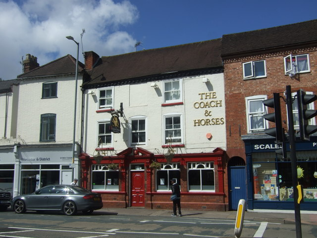 The Coach & Horses, Worcester
