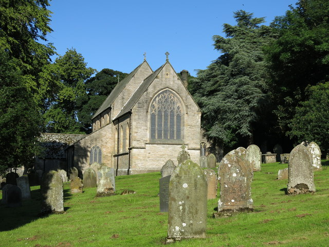 The Church of St. Mary, Town End, Middleton-in-Teesdale