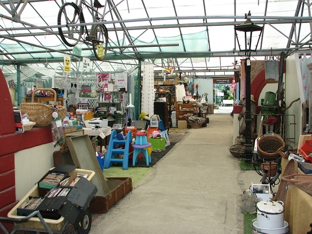 Myhills Plant Nursery - the flea market