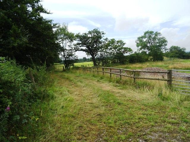 Fields near Atlowtop
