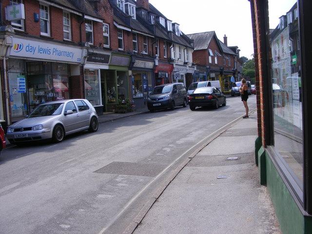 Brookley Road