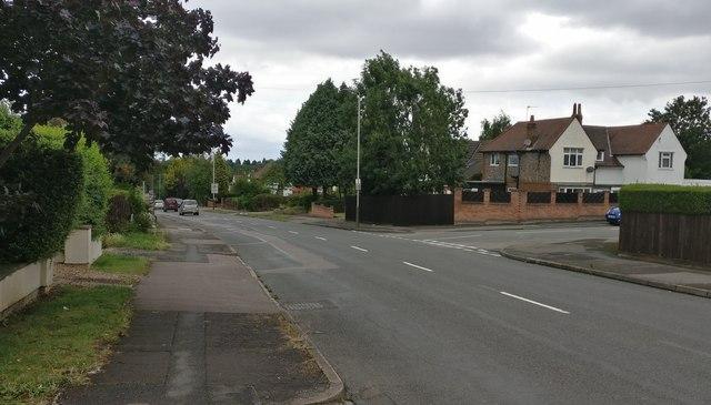 Scraptoft Lane in Leicester