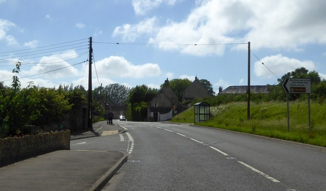 Bus shelter, Whitstone Hill, Pilton