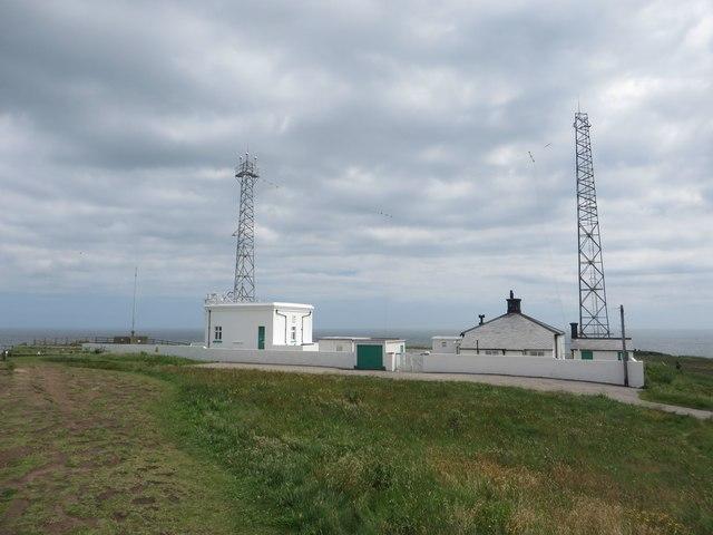 Flamborough Head foghorn station