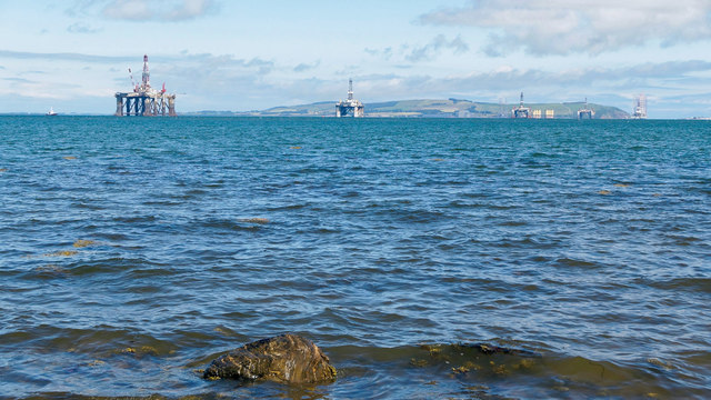 The Cromarty Firth from Newhall Point
