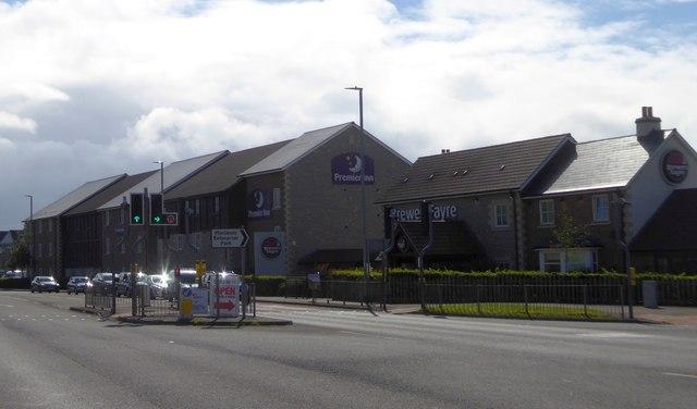 Premier Inn, Glastonbury