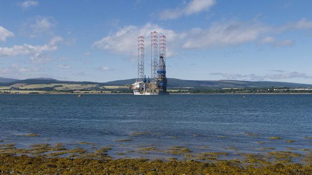 Cromarty Firth from near Balblair