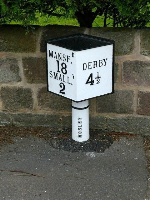 Milepost, Morley Smithy