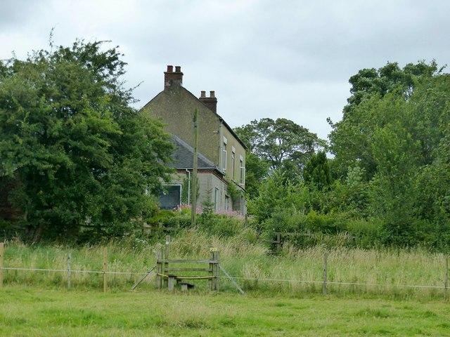 Hayes Park Farmhouse, Stanley Common