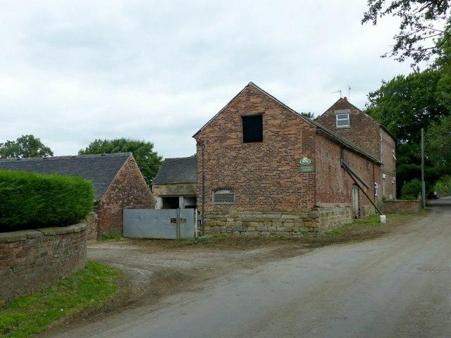 Stanley Farm, Morley Lane