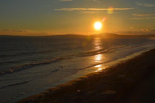 Port Talbot : Aberavon Sands