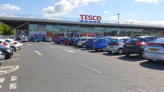 Swansea : Tesco