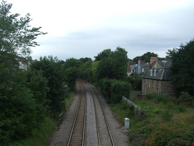 South suburban railway