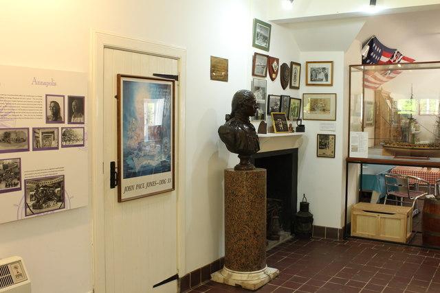 John Paul Jones' Museum