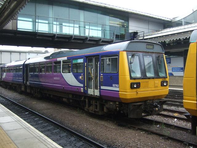 Sheffield Railway Station