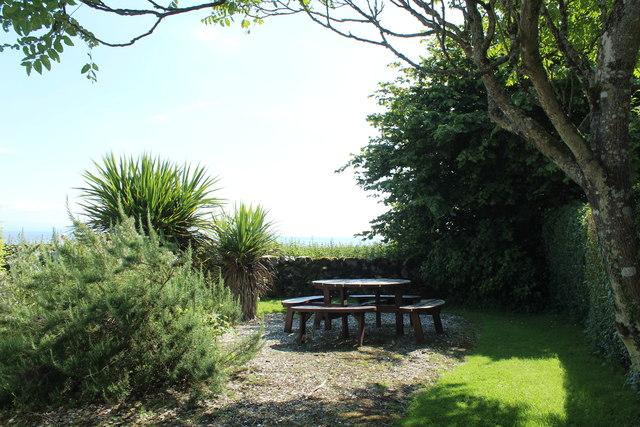 Picnic Area at John Paul Jones' Cottage