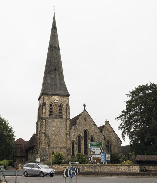 St Stephen, Tonbridge