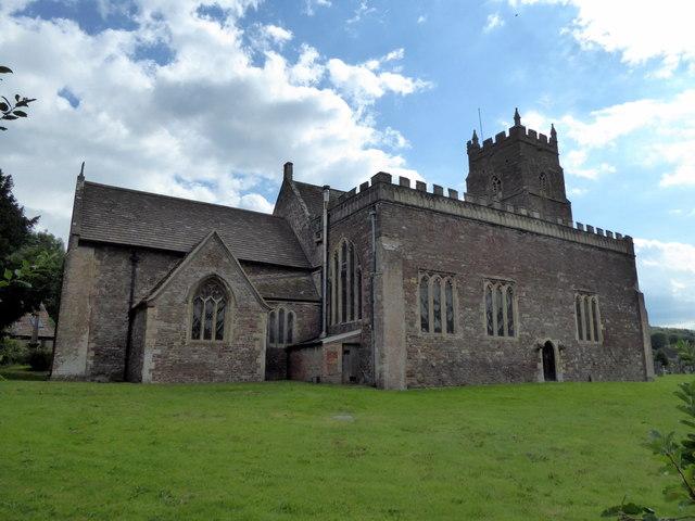 Portbury Church
