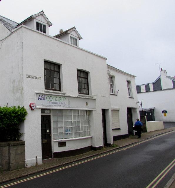 Age Concern Barnstaple & District office