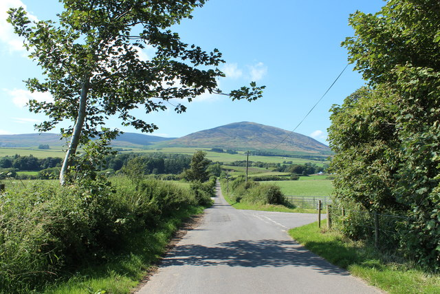 The Road to Kirkbean