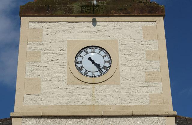 Clock Tower, Kirkbean Parish Church
