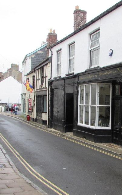 Adams Antiques of Barnstaple