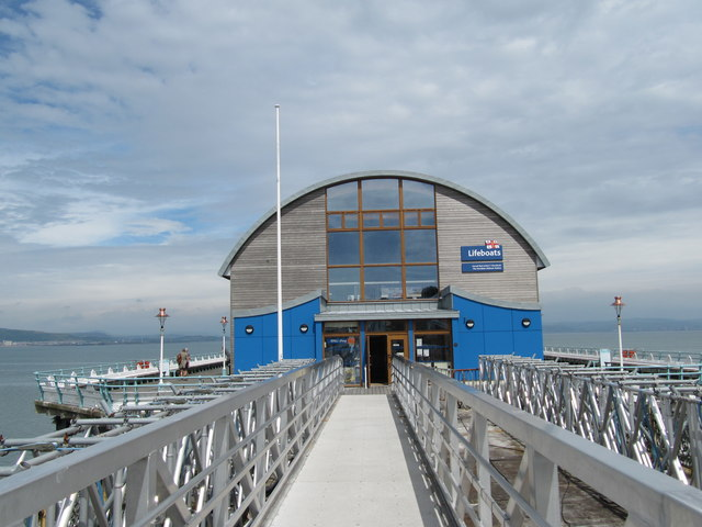 Mumbles Lifeboat Station