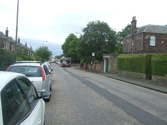 Cluny Gardens, Edinburgh EH10