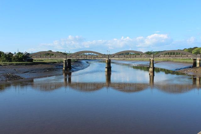 River Dee at Kirkcudbright