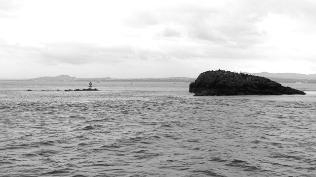 Haystacks, in the Firth of Forth