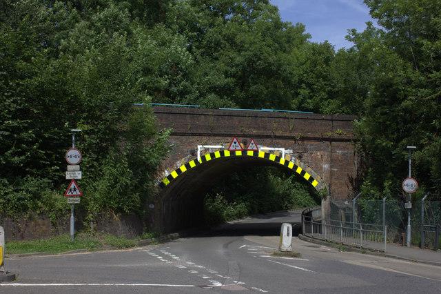 Junction of School Hill and Nutfield Road, Mertsham
