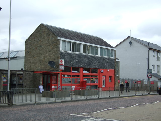 Penicuik Post Office