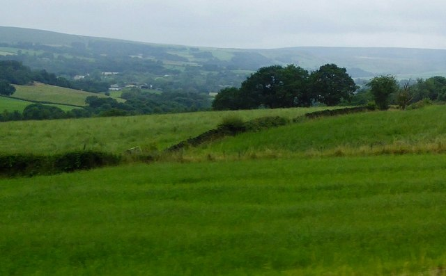 Agricultural land near Broadbottom