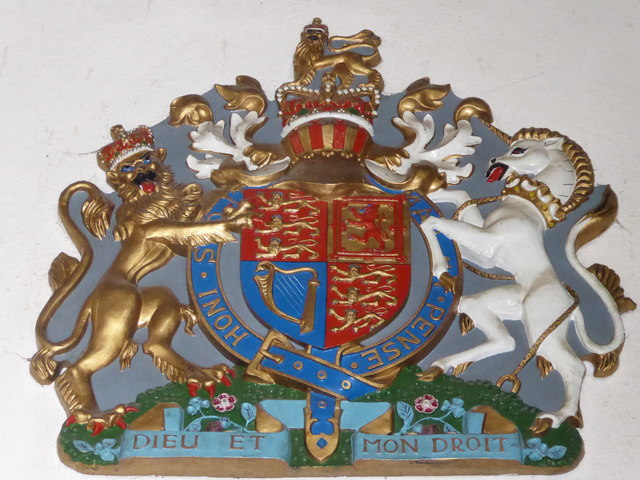 St Andrew, Backwell: coat of arms