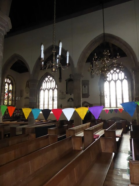 Inside St Andrew, Backwell (A)