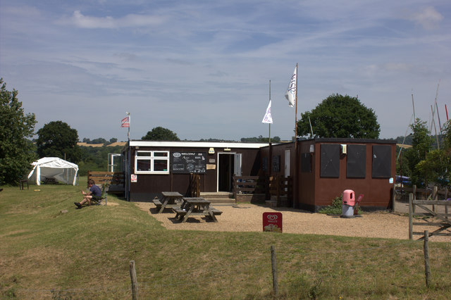 Mercers Country Park cafe