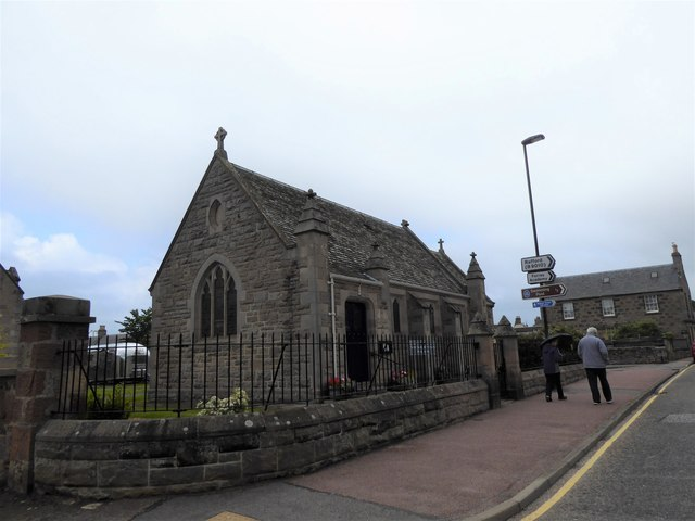 St. Margaret's Roman Catholic Church, Forres