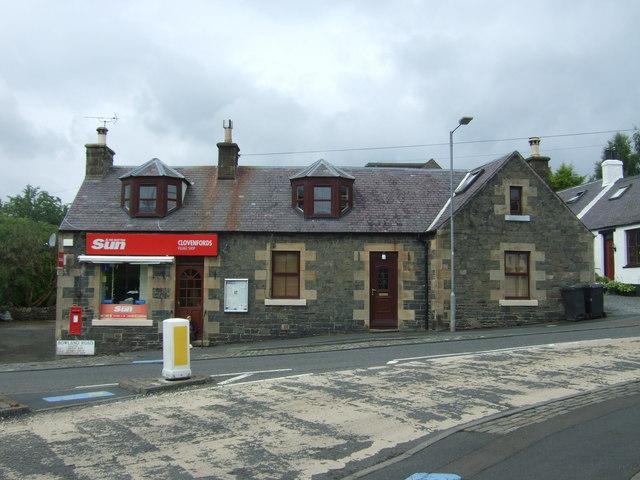 Clovenfords Village Store