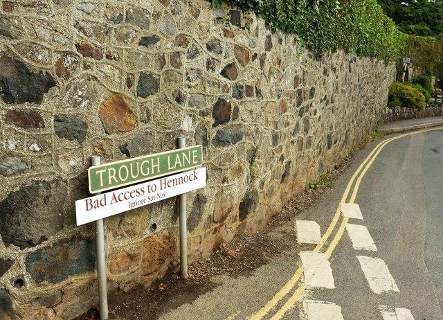 Bad access to Hennock