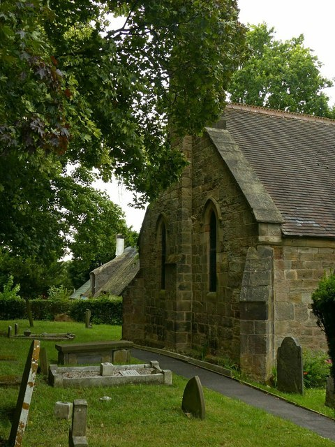 Church of St Andrew, Stanley