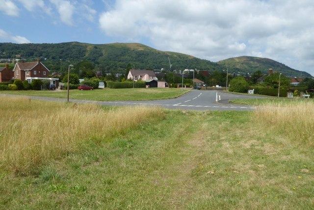 View of the Malvern Hills