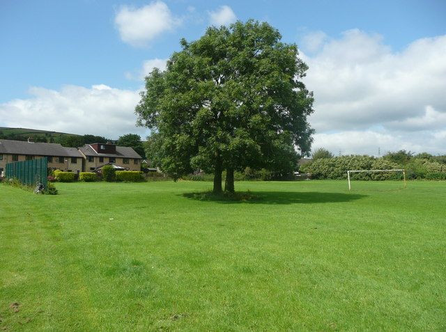 Recreation Ground, Calderbrook