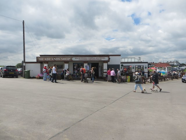 Shop at Flamborough Head