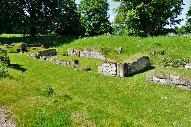 Hailes Abbey: The Reredorter