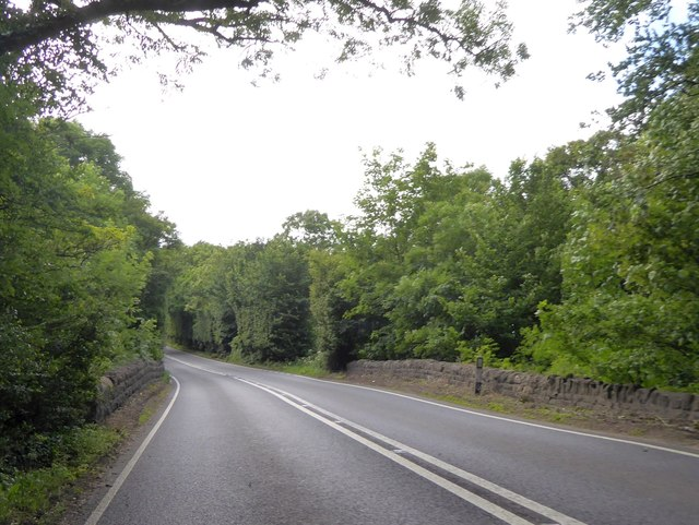 Bridge parapet by A39