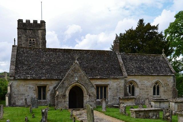 Little Barrington, St. Peter's Church